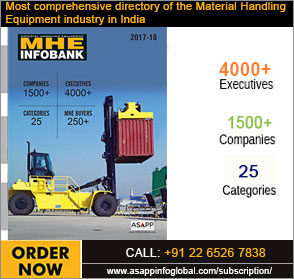 Material Handling Equipment Infobank