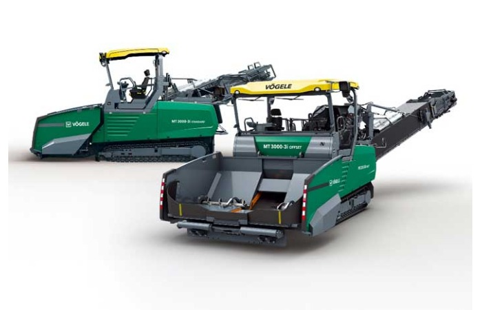 New generation Vögele feeders