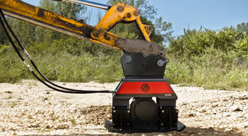 Chicago Pneumatic launches hydraulic compactors