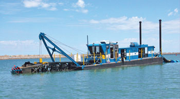 DSC Dredge delivers Wolverine Class dredge to Mexico