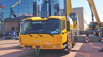 FIMI hosts Grove open day