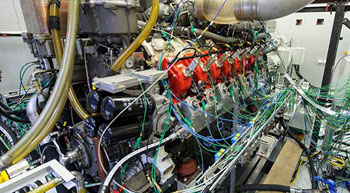 MTU Gas Engine Successfully Tested