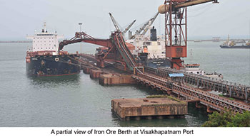 Essar's Vizag Port facility boosting third-party business