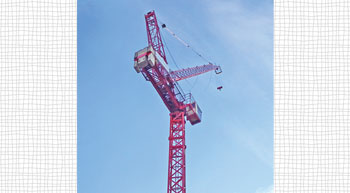 Six Raimondi cranes to be erected on Dublin jobsite