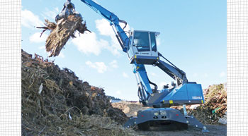 Terex aligns Fuchs with Materials Processing division