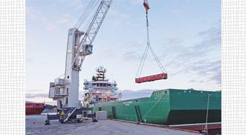 TPS supplies cranes to Belgian terminal