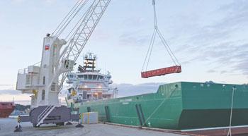 Somasol orders Terex Quaymate M50 mobile harbour crane