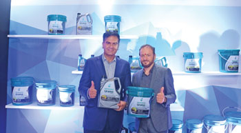 Petronas launches new range of diesel engine lubricant