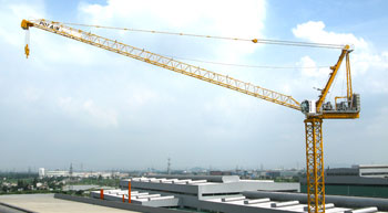 Manitowoc to launch Potain MCR 295 luffing jib crane at bauma China