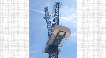 Comansa CM to launch its first luffing-jib crane at bauma China