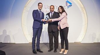 Allcargo Logistics receives Logistics Award