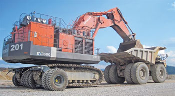 Excavator Transport System
