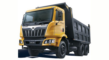 Mahindra Trucks for Mining Applications