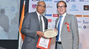 Wirtgen India bags IGCC award