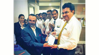 Shriram Automall wins leadership award