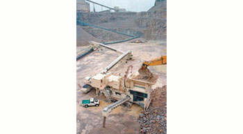 Metso offers in-the-pit solutions for mining