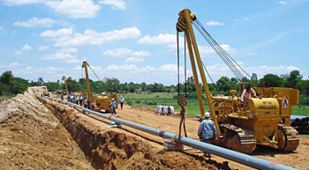 Ace Pipeline commissions LPG pipeline through western ghats