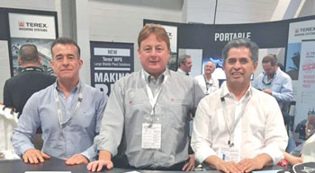 Terex MPS appoints distributor for Mexico