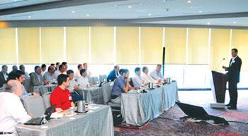 Potain conducts Partner Development Program