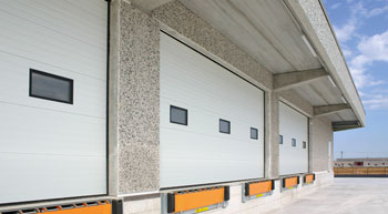 Automatic Sectional Overhead Doors