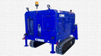 Tesmec innovations for underground stringing equipment