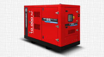 HIMOINSA presents new gas generator