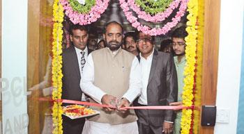 Krishnapatnam Port unveils centralised control centre