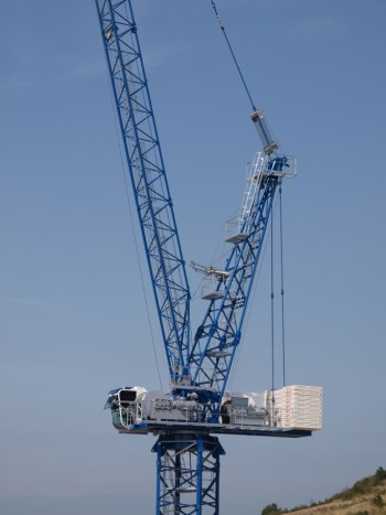 Linden Comansa to exhibit the LCL310 crane at ConExpo