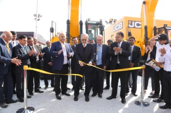 JCB launches seven new products