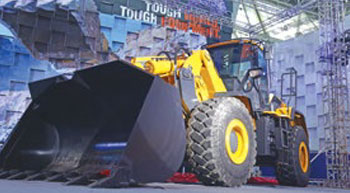 Vertical Lift Loader