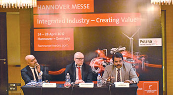 India aims big at Hannover Messe 2017