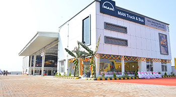 MAN Trucks India adds new dealership