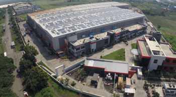 Konecranes Pune plant sets up rooftop solar facility