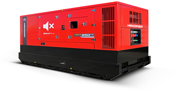 HIMOINSA to showcase low noise gensets