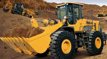 SDLG posts double-digit growth in wheel loader sales in India