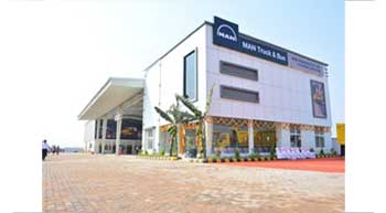 MAN Trucks India adds new dealership