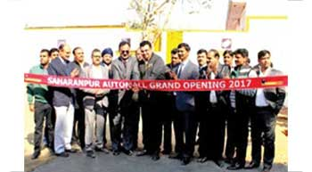 Shriram Automall inaugurates new facility in Saharanpur