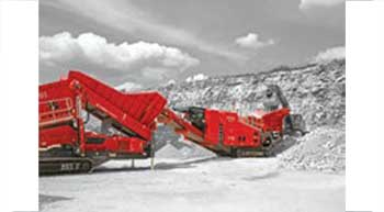 Terex Finlay to showcase I-140 impact crusher at Conexpo 2017