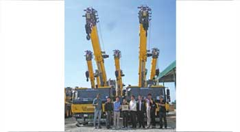 PEA Thailand to add 8 more Grove cranes