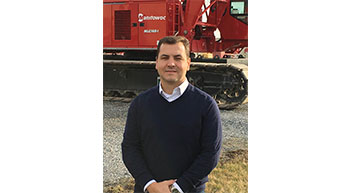 Manitowoc Cranes names new sales director for Brazil