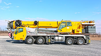 Manitowoc launches new TMS9000-2 truck crane