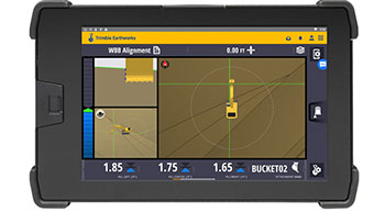 Trimble introduces next-gen grade control for excavators and dozers