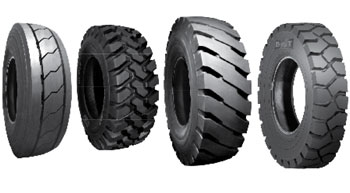 Industrial Tyres from BKT