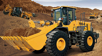 SDLG´s wheel loader sales post double-digit growth