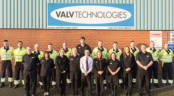 ValvTechnologies Europe celebrates safety milestone