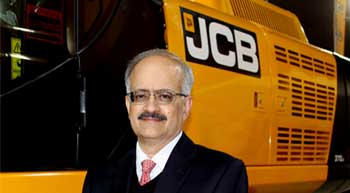 JCB India commits focus on road construction