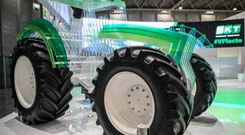 BKT unveils Agrimax V-Flecto