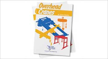 New Overhead Cranes Handbook released