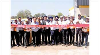 Shriram Automall opens 67th facility in Akola