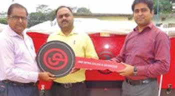 CP sells 75th CPS 500-175 compressor in Ranchi